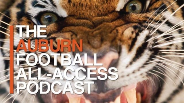 AU Football All-Access Podcast (Bye Week) is up