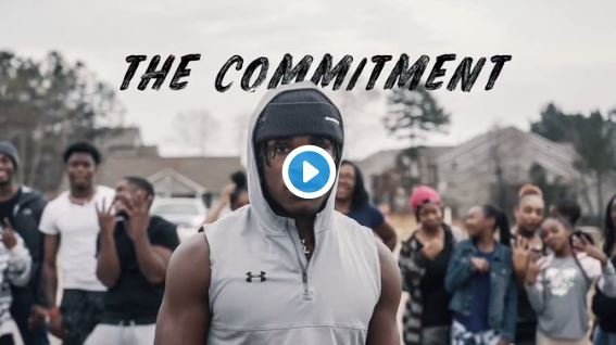 2020 4* RB Tank Bigsby Commits To AU!