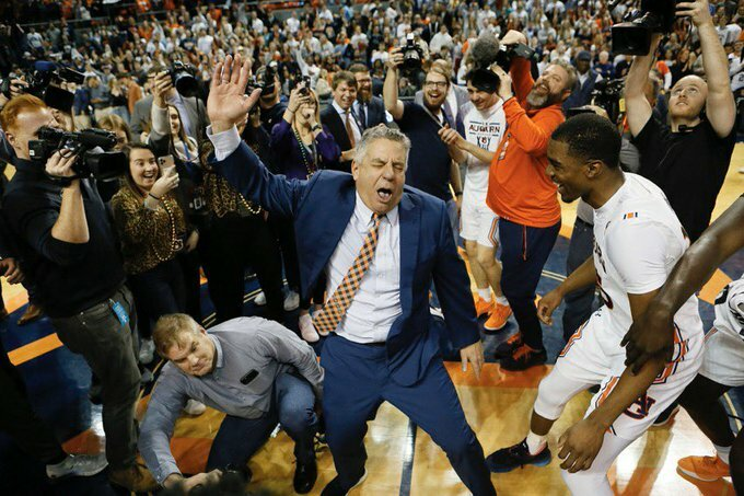Bruce Pearl is the GOAT! (Merged)