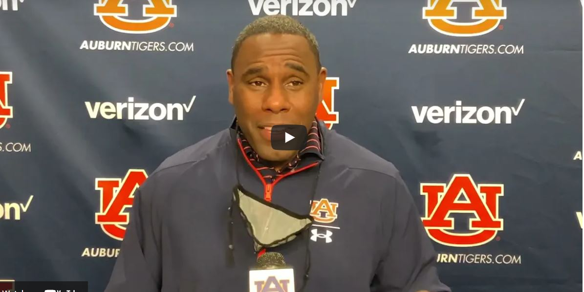 """Mason: """"Auburn is the place for me. """""""