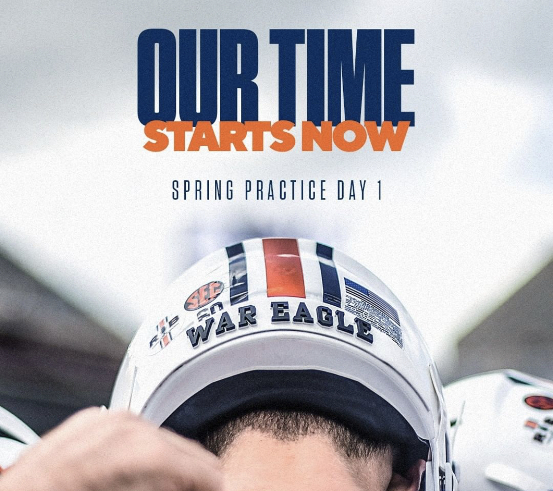 2021 First day of Spring Practice Notes